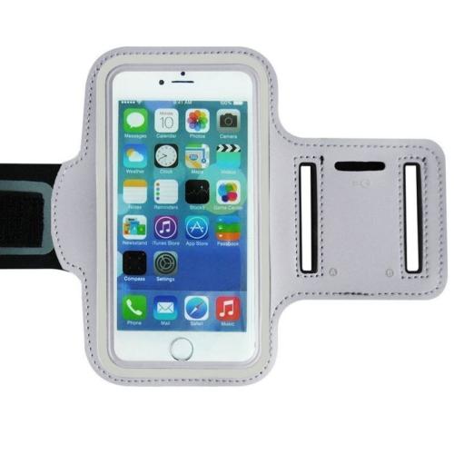 Case 4U iPhone 5/5s Kol Bandı Gri