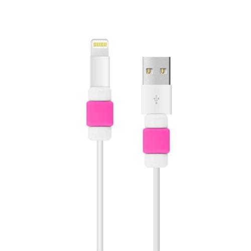 Case 4U Apple Kablo Koruyucu Pembe