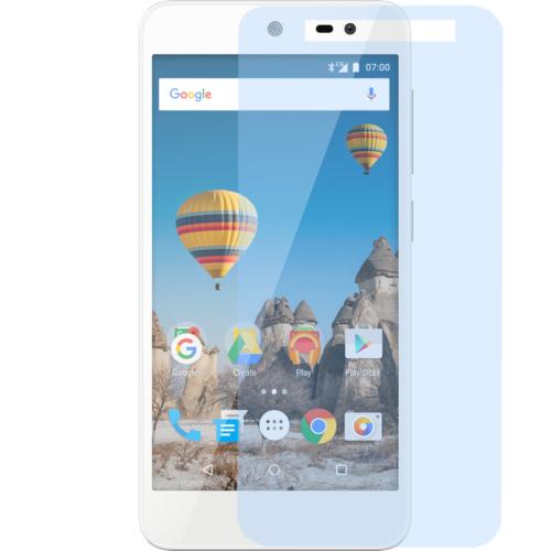 Case 4U General Mobile Gm5 Plus Kırılmaz Cam Ekran Koruyucu