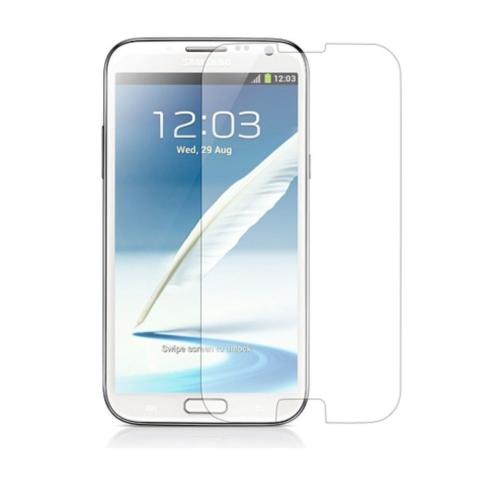 Case 4U Samsung Note 2 N7100 Ekran Koruyucu (Kırılmaz,Cizilmez Anti Shock)