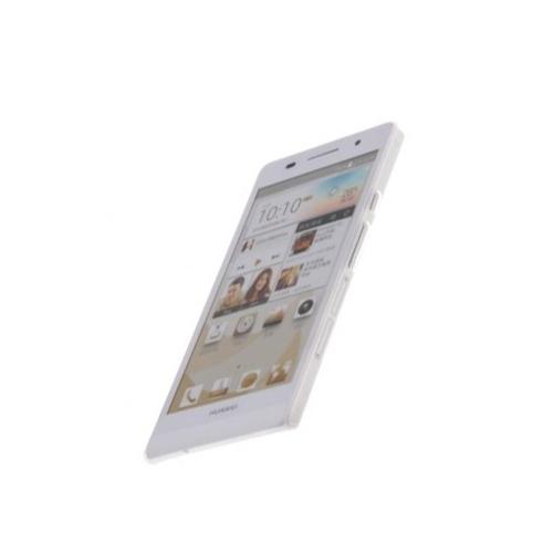 Case 4U Huawei Ascend P6 0,2 mm Ultra ince Şeffaf Kapak