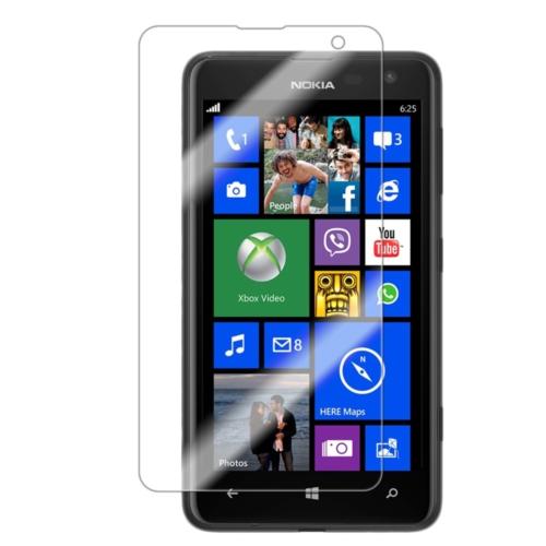 Case 4U Nokia Lumia 625 Ekran Koruyucu ( Ultra Şeffaf Parmak izi bırakmaz )