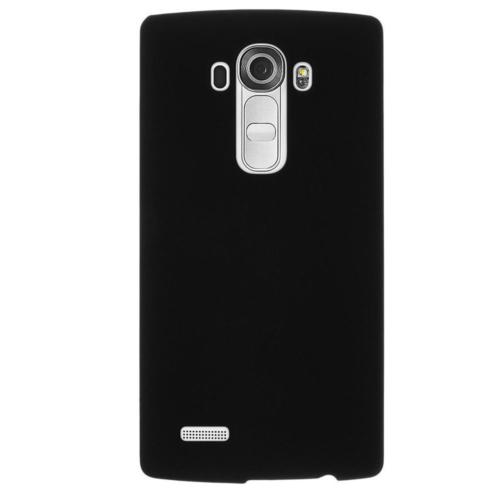 Case 4U LG G3 Siyah Rubber Arka Kapak