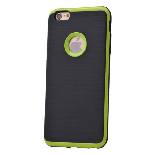 Case 4U Apple İphone 6 Plus Korumalı Arka Kapak Yeşil