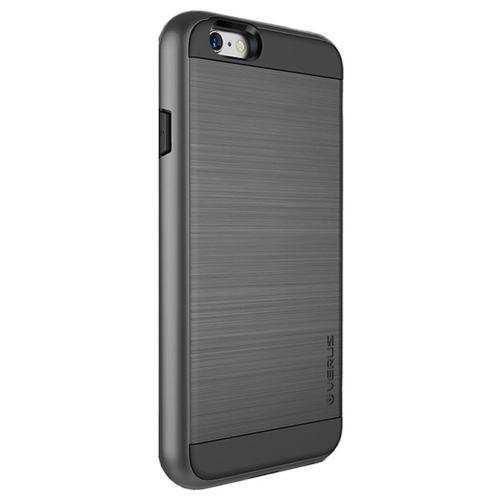 Case 4U Apple İphone 4S Verus Korumalı Kapak Siyah