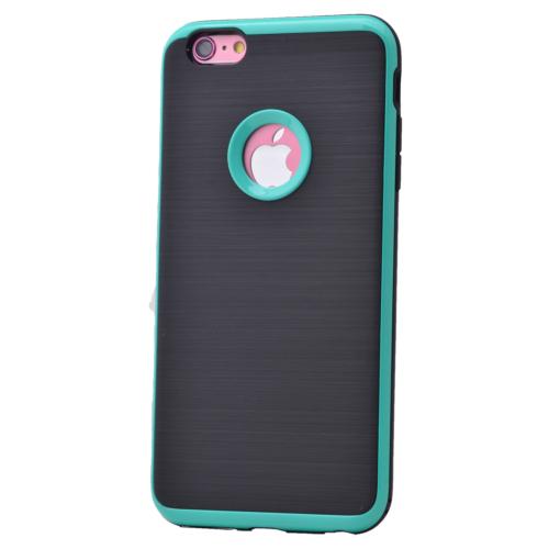 Case 4U Apple İphone 6S Plus Korumalı Arka Kapak Mavi