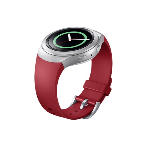 Samsung Gear S2 Kayış Kırmızı - ET-SUR72MREGWW