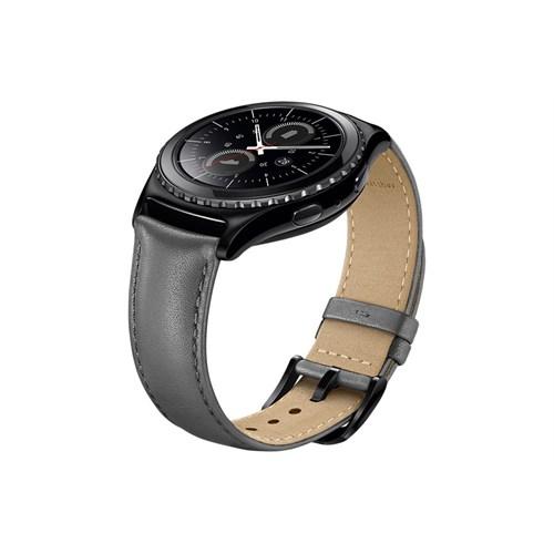 Samsung Gear S2 Kayış Classic Gri - ET-SLR73MSEGWW