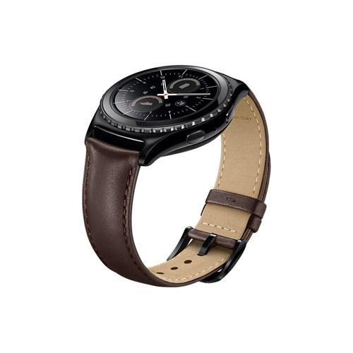 Samsung Gear S2 Kayış Classic Kahverengi - ET-SLR73MAEGWW