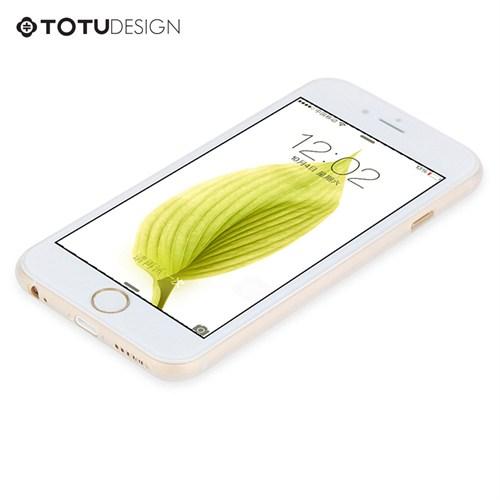TotuDesign Apple iPhone 6 Plus Ultra İnce Kılıf Altın Zero Series Apple *