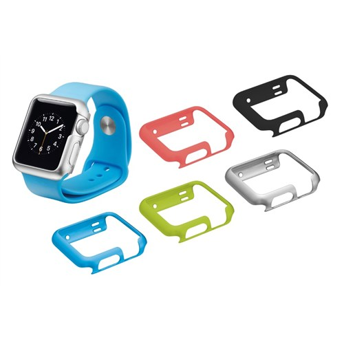 Trust 20979 Apple Watch 42 mm İçin Sert Kılıf-5'li Set