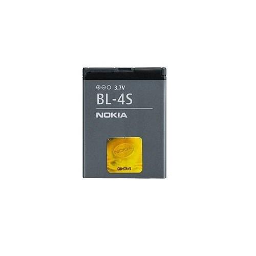 Nokia 3600 Orjinal Batarya Pil 1000 Mah Kutusuz