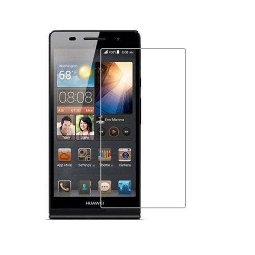 Mili Huawei P6 Kırılmaz Cam Ekran 0.33 2.5D
