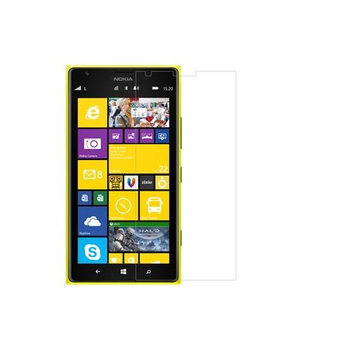 Mili Nokıa Lumia 1520 Kırılmaz Cam Ekran 0.33 2.5D