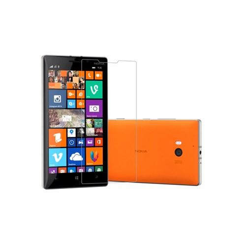 Mili Nokıa Lumia 930 Kırılmaz Cam Ekran 0.33 2.5D