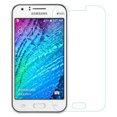 Mili Samsung Galaxy J1 Ace Kırılmaz Cam Ekran 0.33 2.5D