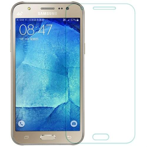 Mili Samsung Galaxy J3 Kırılmaz Cam Ekran 0.33 2.5D