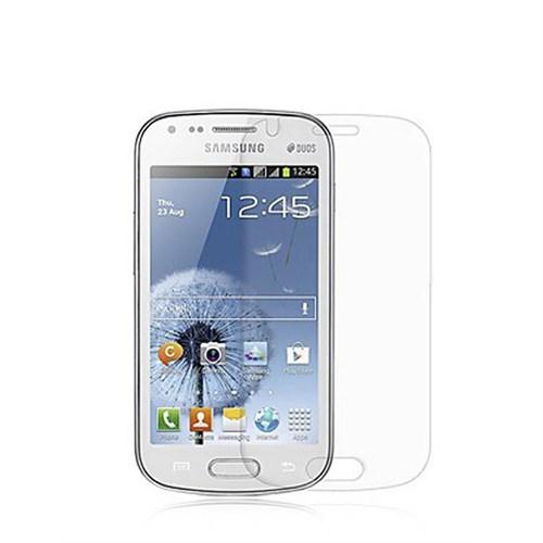 Mili Samsung Galaxy Trend (S7560) Kırılmaz Cam Ekran 0.33 2.5D