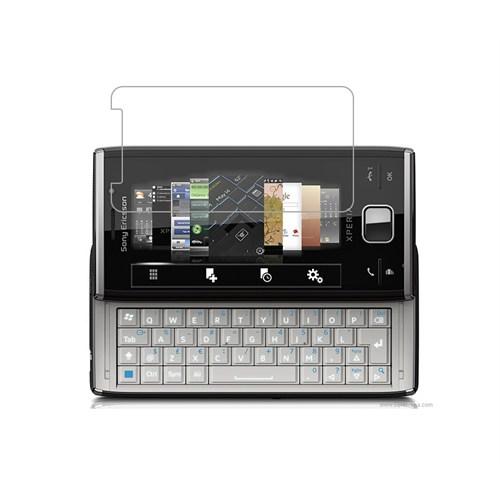 Mili Sony Erıcsson Xperia X2 Kırılmaz Cam Ekran 0.33 2.5D