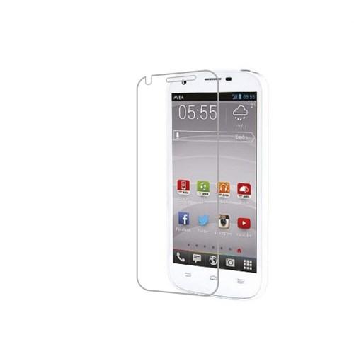 Okmore Avea In Touch 3 Large Kırılmaz Cam Ekran 0.33 2.5D