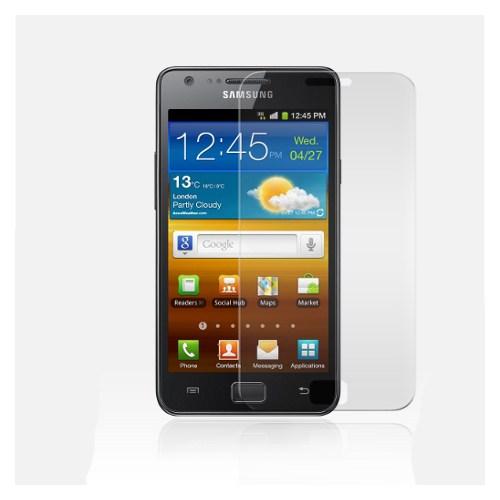 Okmore Samsung Galaxy S2 Kırılmaz Cam Ekran 0.33 2.5D