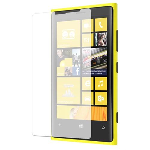 CoverZone Nokia Lumia 920 Ekran Koruma Filmi 3 Adet