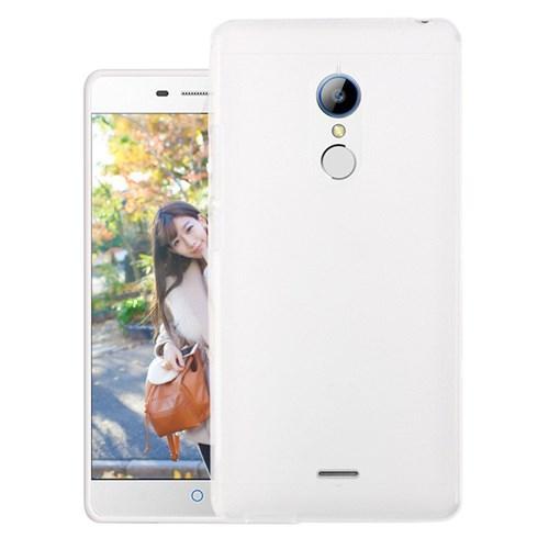Microsonic Türk Telekom Tt175 Kılıf Transparent Soft Beyaz