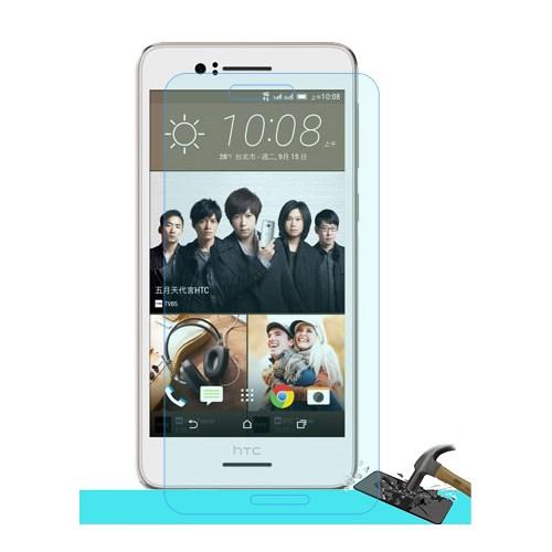 Microsonic Htc Desire 728G Temperli Cam Ekran Koruyucu Kırılmaz Film