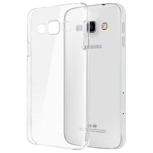 Microsonic Samsung Galaxy A8 Kılıf Kristal Şeffaf