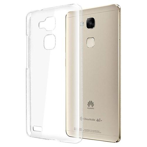 Microsonic Huawei Ascend Mate 7 Kılıf Kristal Şeffaf