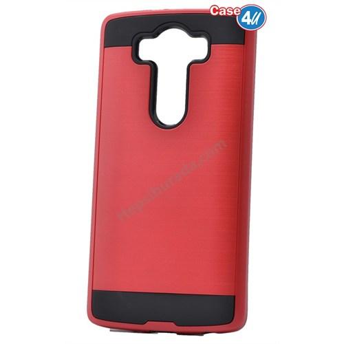 Case 4U Lg G3 Beat Verus Korumalı Kapak Kırmızı