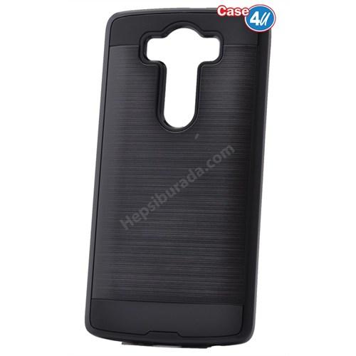 Case 4U Lg V10 Verus Korumalı Kapak Siyah*