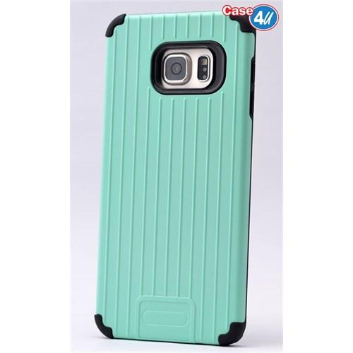 Case 4U Samsung Galaxy Note 5 Verse Korumalı Kapak Yeşil