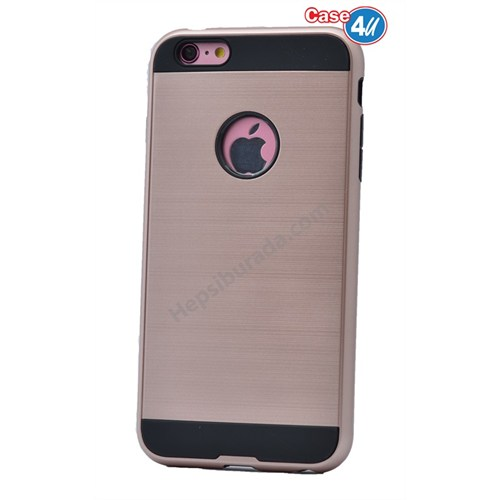Case 4U Apple İphone 6 Plus Verus Korumalı Kapak Rose Gold