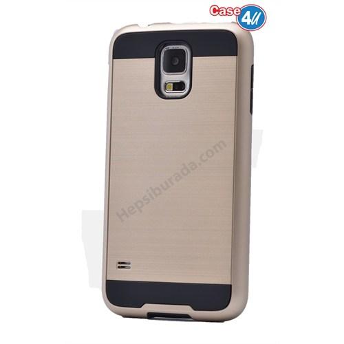 Case 4U Samsung Galaxy S4 Verus Korumalı Kapak Altın