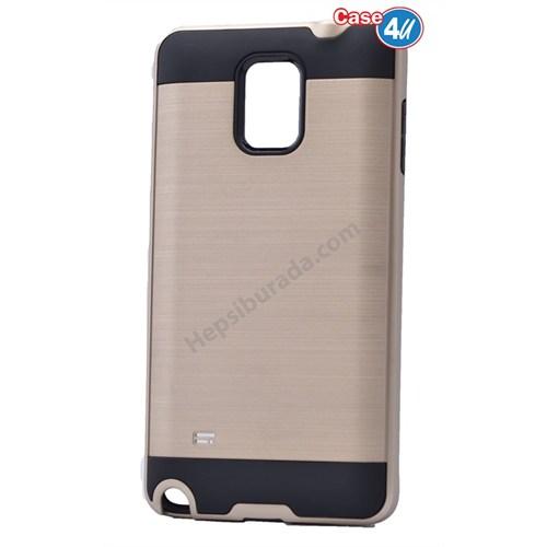 Case 4U Samsung Galaxy Note 3 Verus Korumalı Kapak Altın