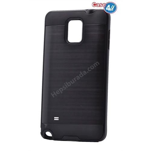 Case 4U Samsung Galaxy Note 3 Verus Korumalı Kapak Siyah