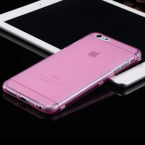 Inovaxis Apple iPhone 6 Plus İnce Ve Koruyucu Kapak-Kılıf-Pembe