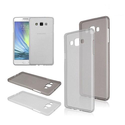Inovaxis Samsung A7 İnce Ve Koruyucu Arka Kapak Siyah