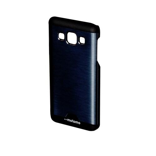Inovaxis Samsung A3 İçin Motomo Arka Kapak Siyah