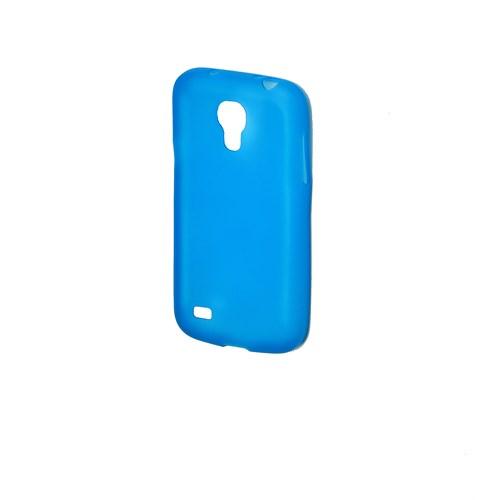 Inovaxis Samsung İ 9190 Galaxy S4 Mini İnce Ve Koruyucu Arka Kapak Mavi