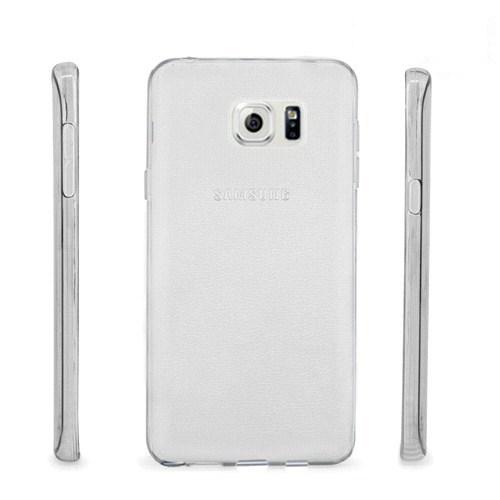 Inovaxis Samsung Galaxy Note 5 İnce Ve Koruyucu Arka Kapak Beyaz