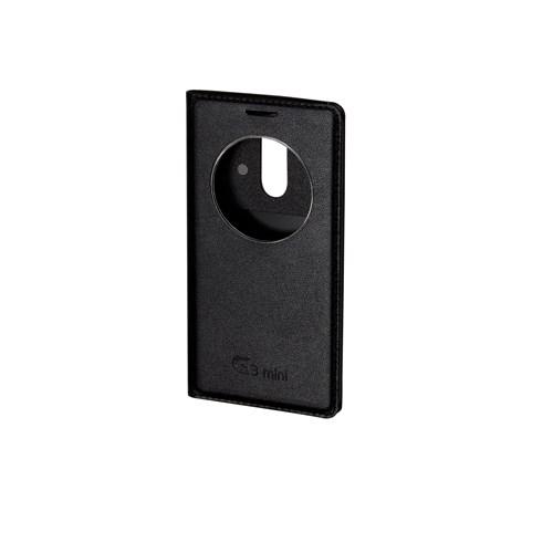 Inovaxis Lg G3mini Flip Cover İnce Ve Koruyucu Kılıf Kapak Siyah