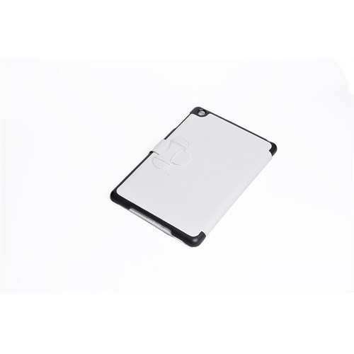 Inovaxis Ipad Mini Deri Kılıf-Kapak Beyaz