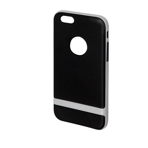 Inovaxis Apple iPhone 6 Motomo Arka Kapak Siyah