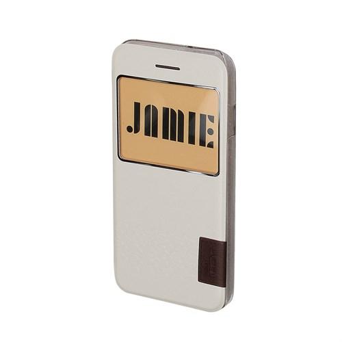 Inovaxis Apple iPhone 6 Jamie Arka Kapak Kılıf Beyaz