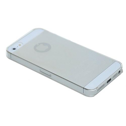 Inovaxis Apple iPhone 5/5S İnce Ve Koruyucu Arka Kapak-Kılıf Beyaz