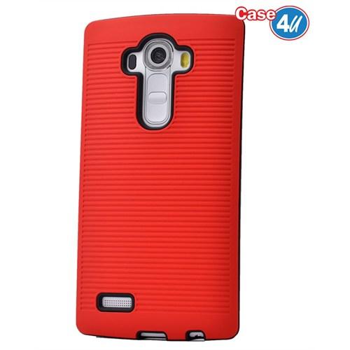 Case 4U Lg G4 You Koruyucu Kapak Kırmızı