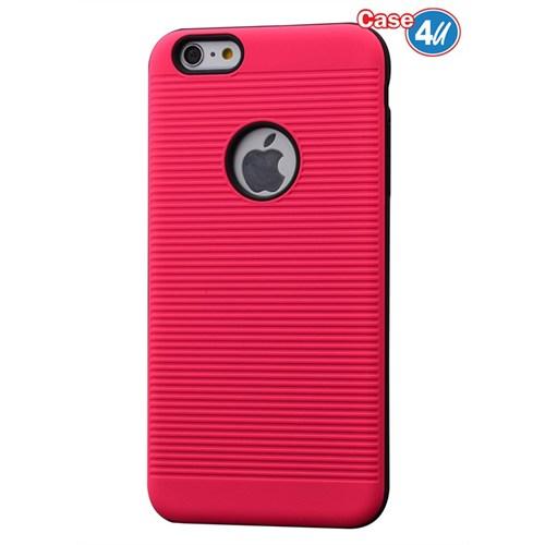 Case 4U Apple İphone 6S You Koruyucu Kapak Fuşya