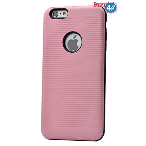 Case 4U Apple İphone 6S Plus You Koruyucu Kapak Pembe